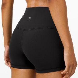 Lululemon Align Shorts 4 in inseam NWT